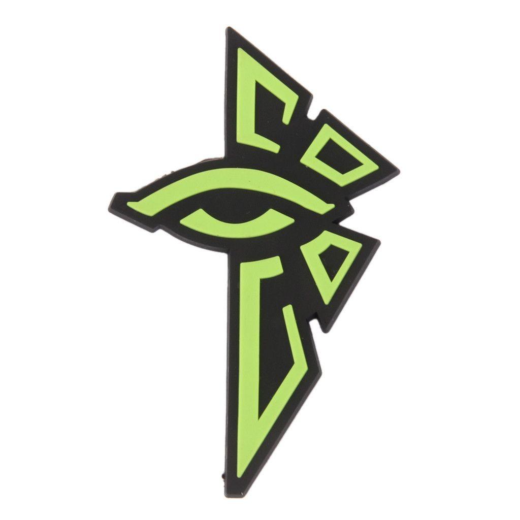 Enlightened Eye Logo Fridge Magnet.