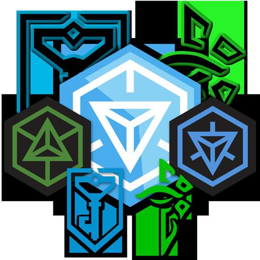 Ingress Logos by cr0ybot.