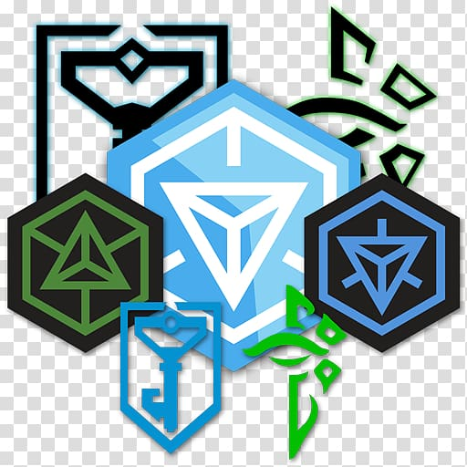 Ingress Art Logo, Ingress transparent background PNG clipart.