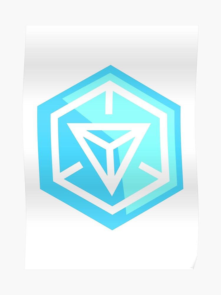 Ingress Game Logo.