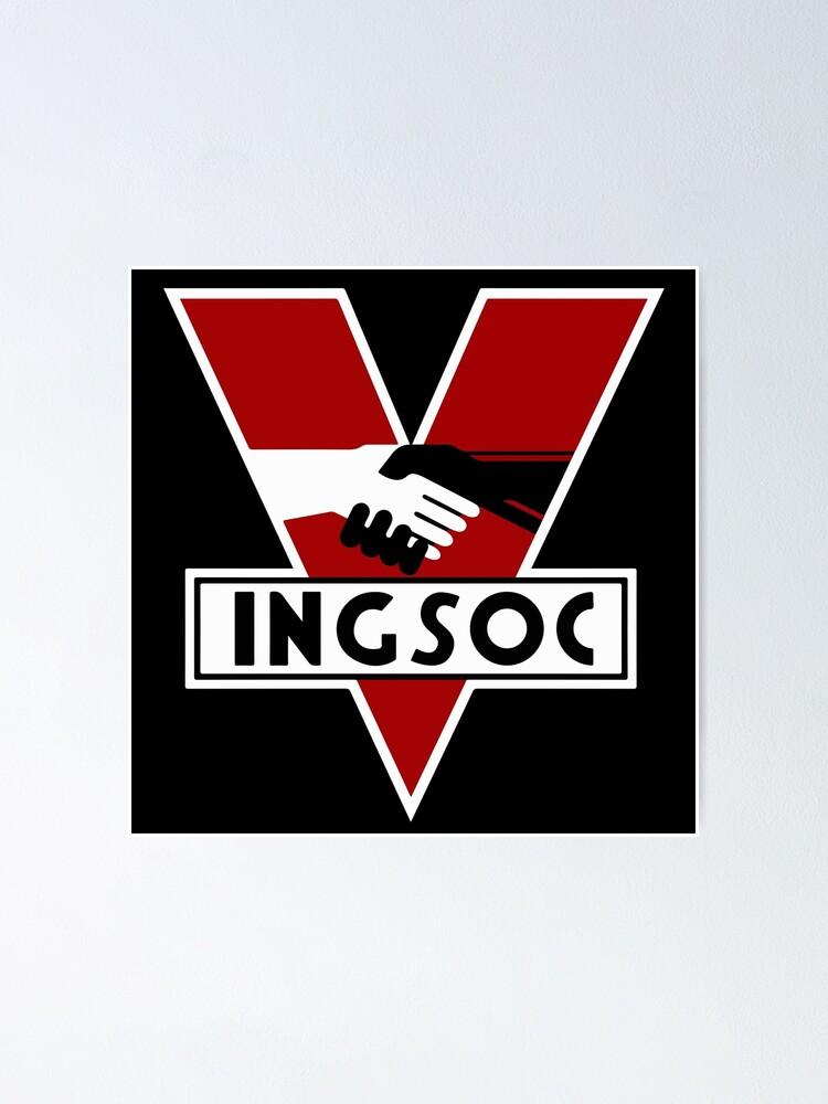 1984 Ingsoc Logo.