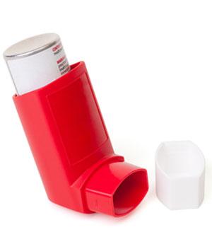 Inhaler Clipart.