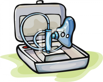 Nebulized clipart #2