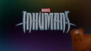 inhumans logo #9