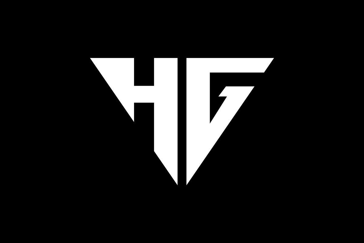 HG initial logo.