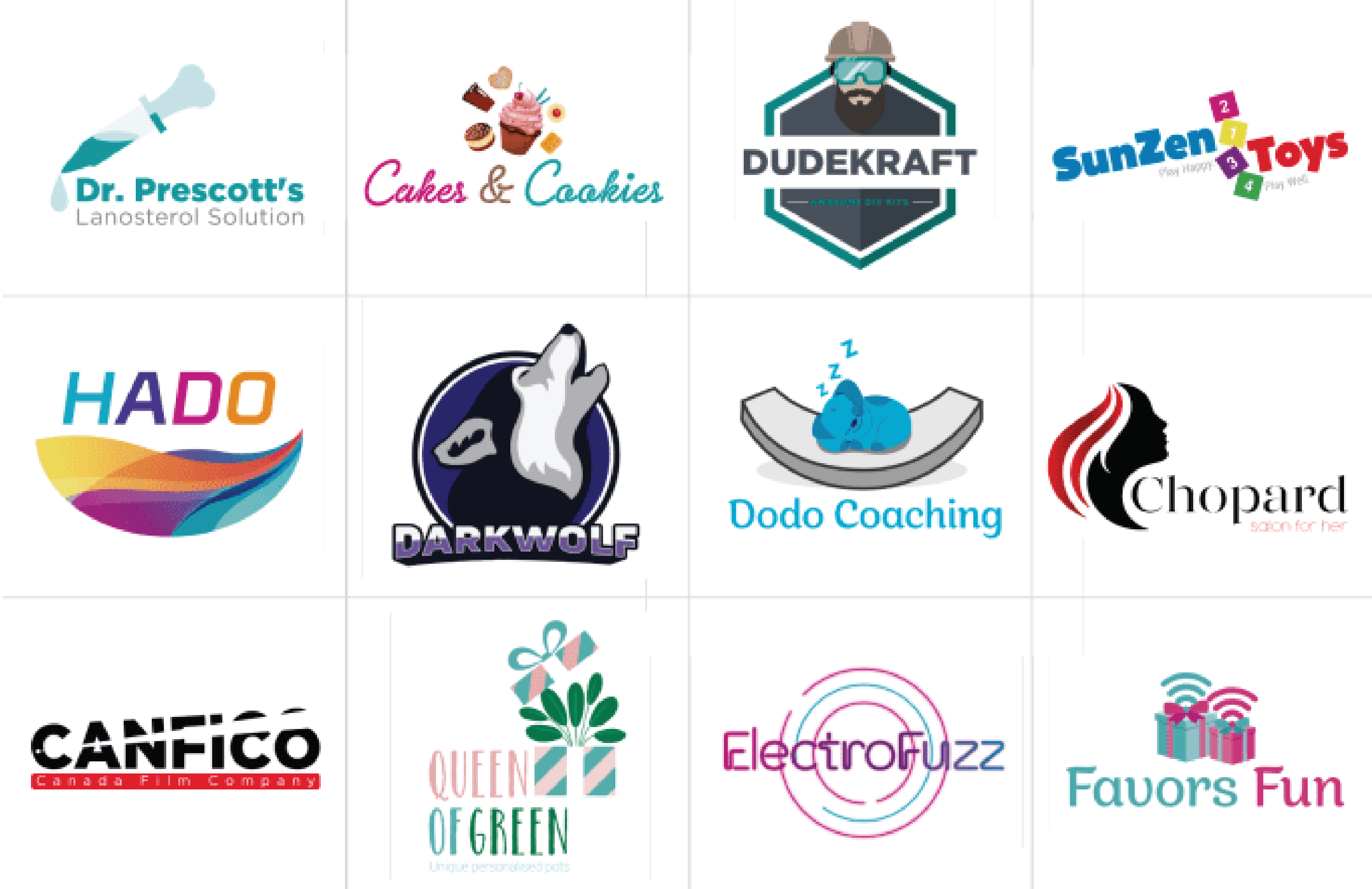 I will do a 5 PROFESSIONAL initial logo samples with free jpg, psd, ai, and  unlimited revisions for for $10.