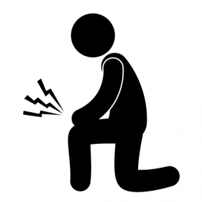 Body Aches Clipart.