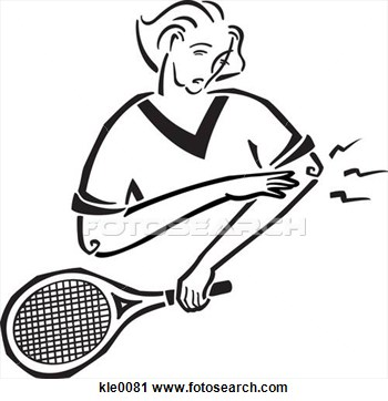 Sports Injury Clipart.