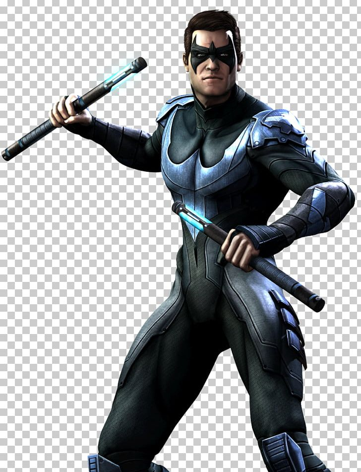Injustice: Gods Among Us Injustice 2 Nightwing Batman Green.