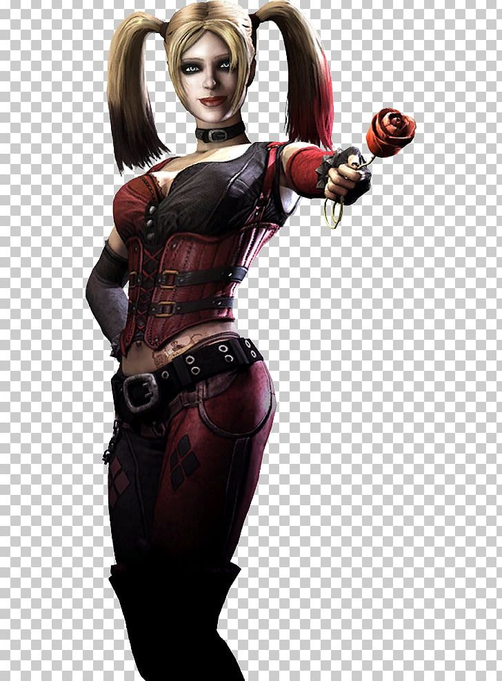 Injustice: Gods Among Us Batman: Arkham City Harley Quinn.