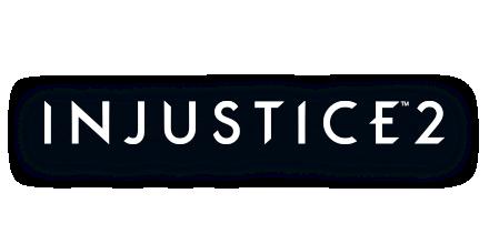 Download Injustice Logo Image HQ PNG Image.