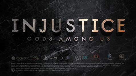 Injustice: Gods Among Us (Video Game 2013).