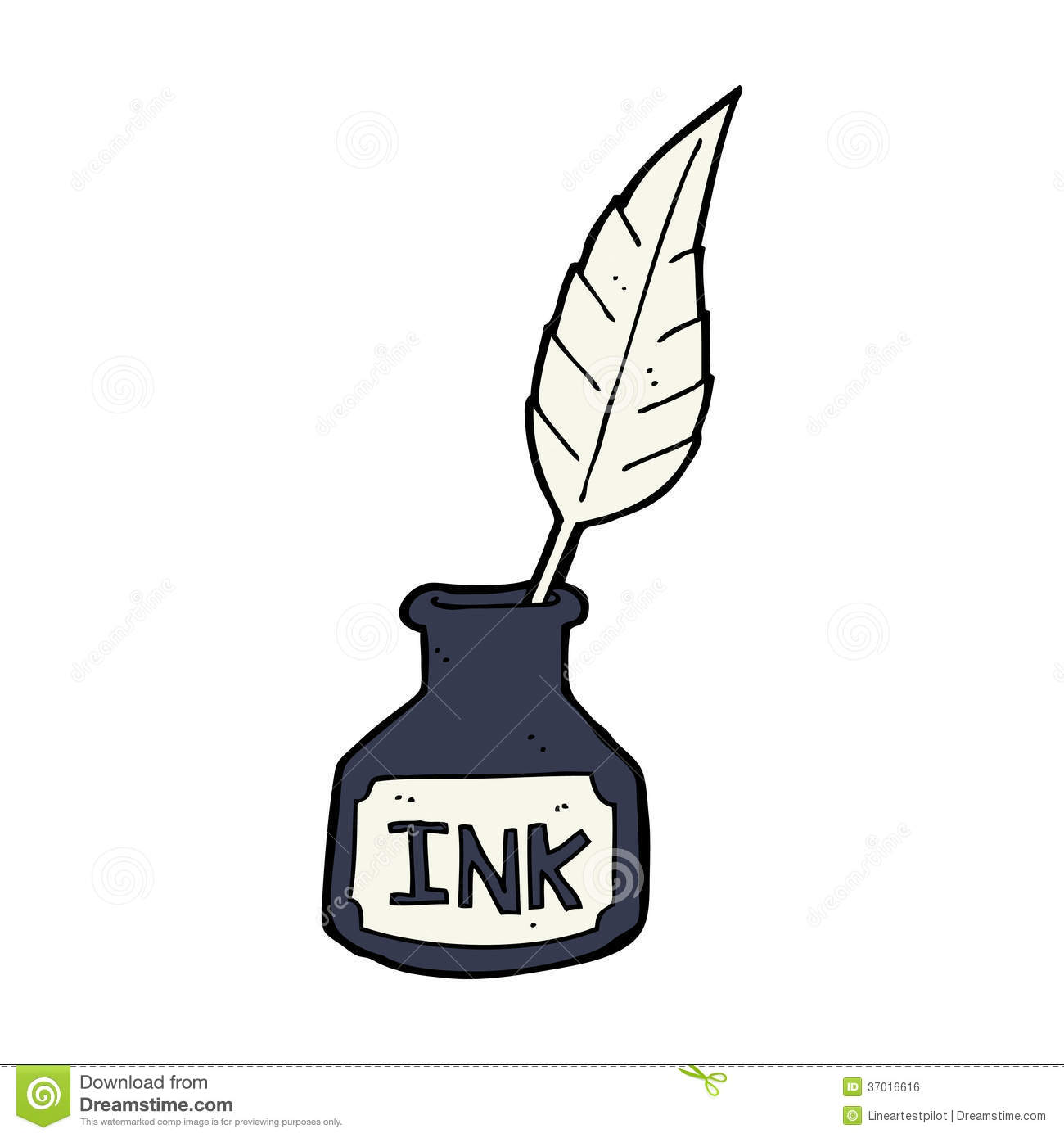 Ink Clipart.