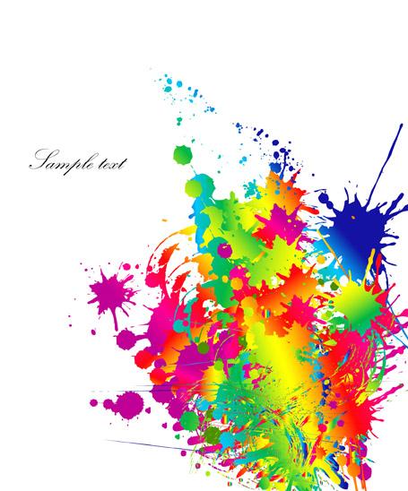 color ink.