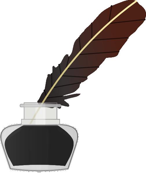 Ink pen pen clip art at vector clip art free image.