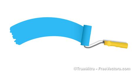 Roller Clip Art, Vector Roller.