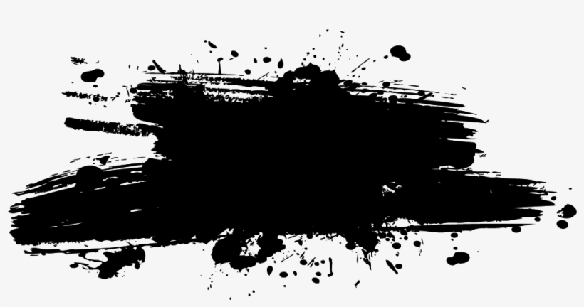 Ink Splash Png PNG Image.