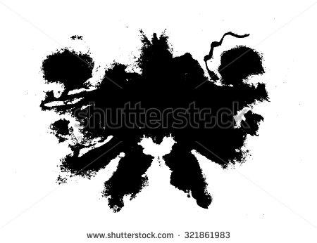 Simply Inkblot Test Stock Vectors & Vector Clip Art.