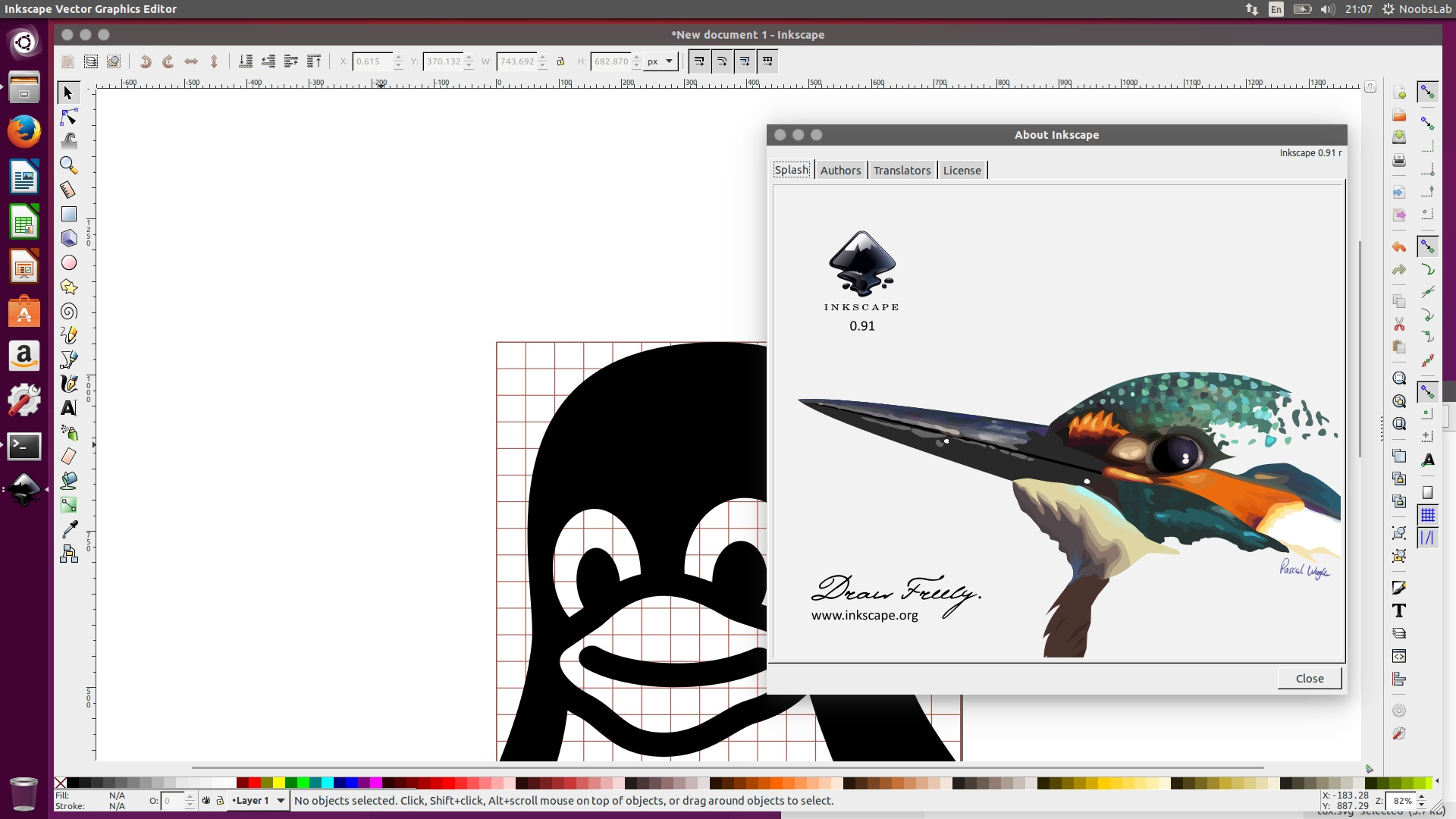 Inkscape: A Great Open Source Vector Graphics Editor.