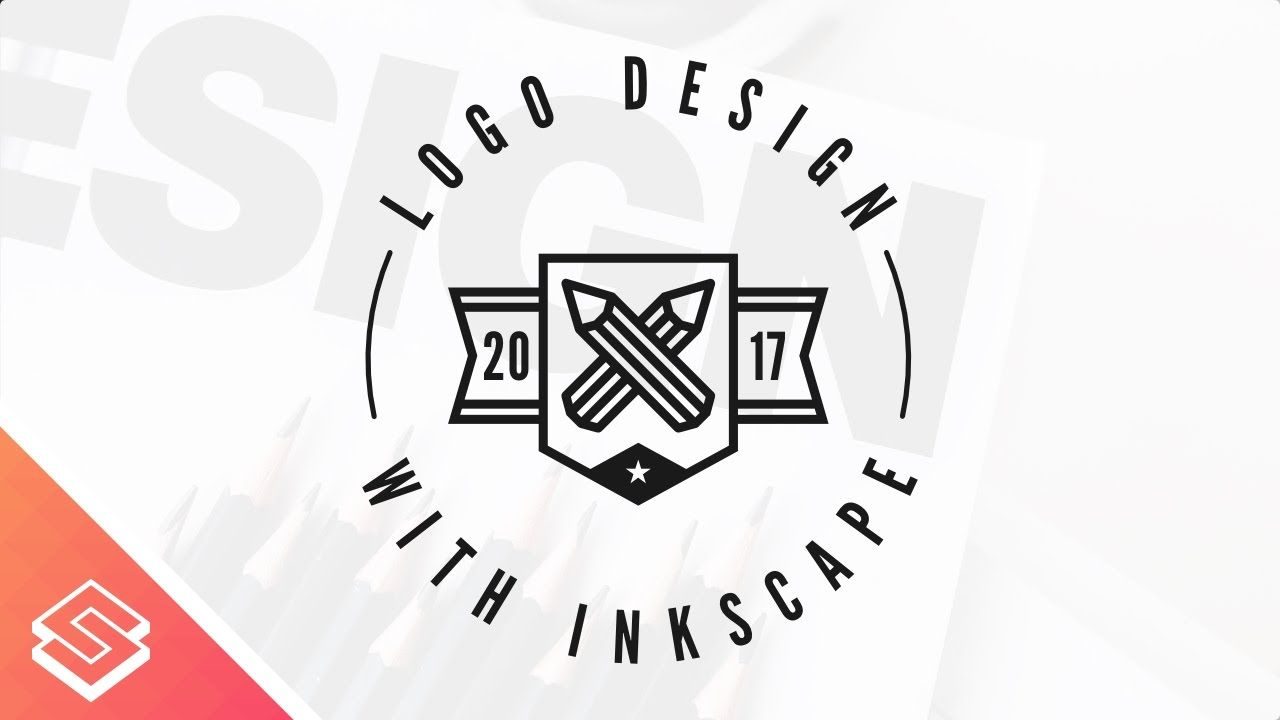 Inkscape for Beginners: Logo Design Tutorial.