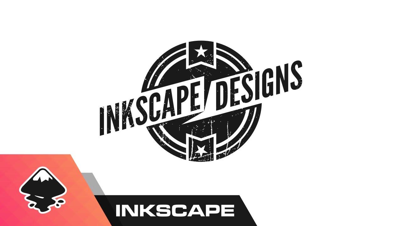 Inkscape Tutorial: Design a Logo.