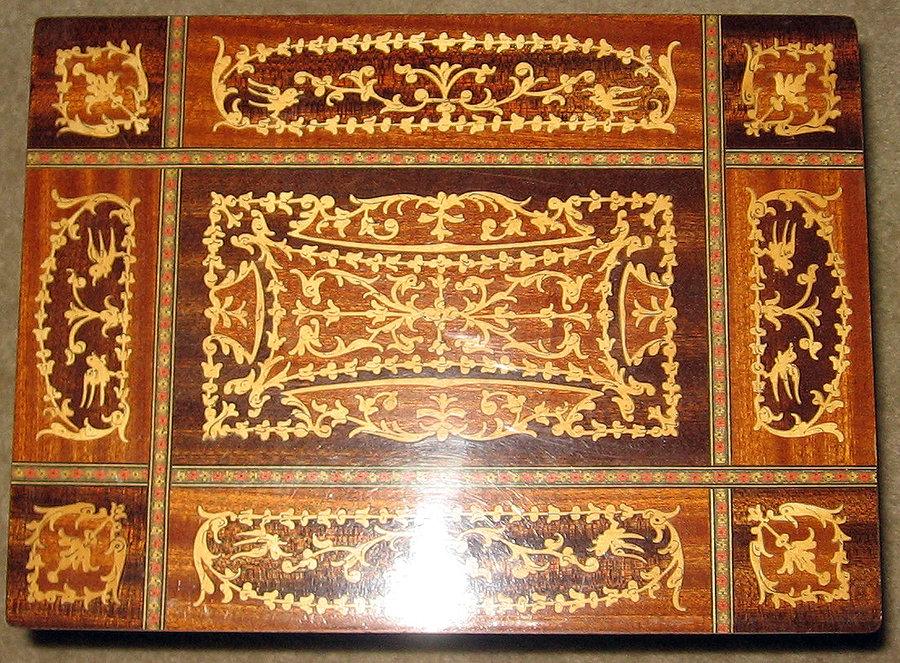 Inlaid Wood Texture by ILoveVacStock on DeviantArt.