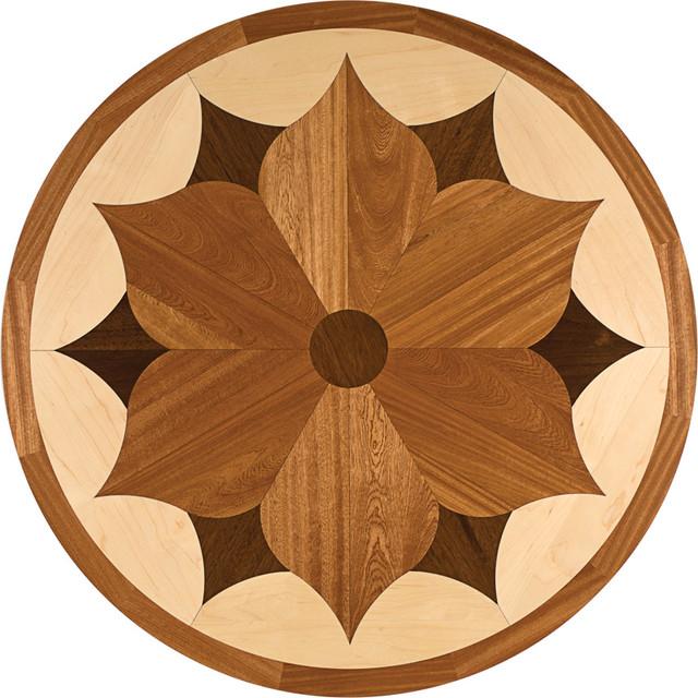 Hardwood Flooring Borders and Inlays.