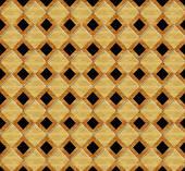 Clipart of Wood Inlaid Floor checkerboard seam k8834491.