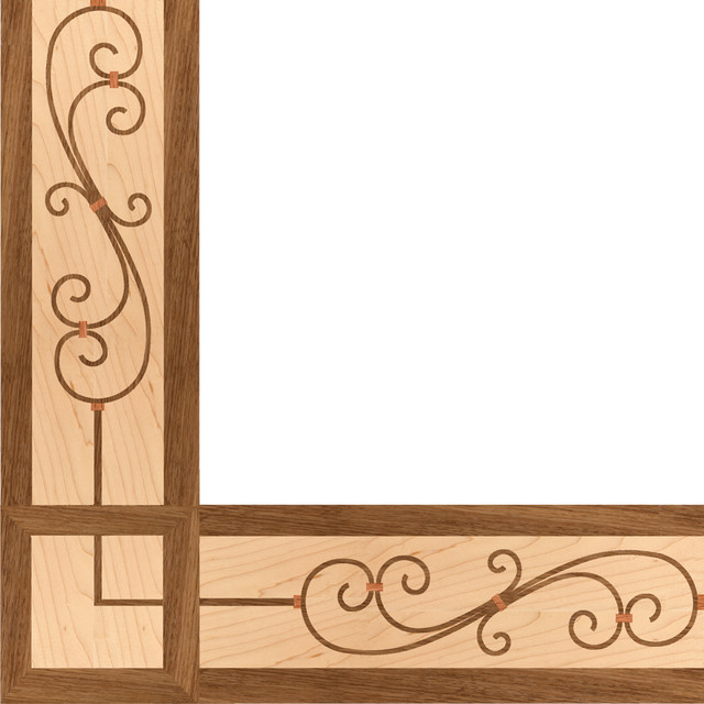 Inlay clipart.