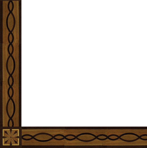 Tile Floor With Wood Inlay Products On Houzz Clipart.