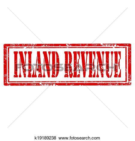 Clip Art of Inland Revenue.
