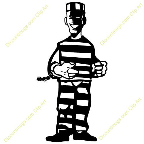 Inmate Clip Art.