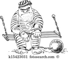 Inmate Clip Art and Illustration. 162 inmate clipart vector EPS.