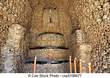 Picture of Chapel of Bones.