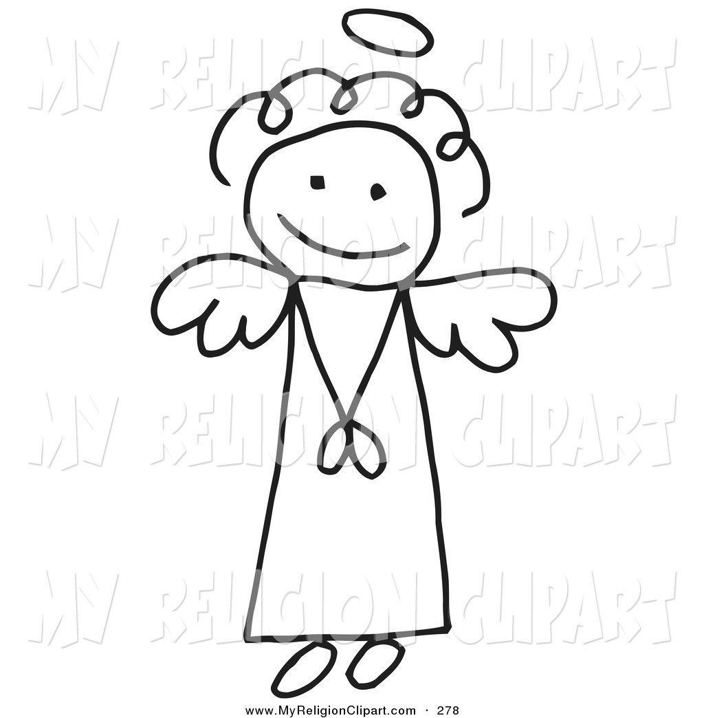 Innocent People Clipart.