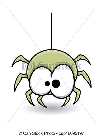 Innocent spider clipart - Clipground