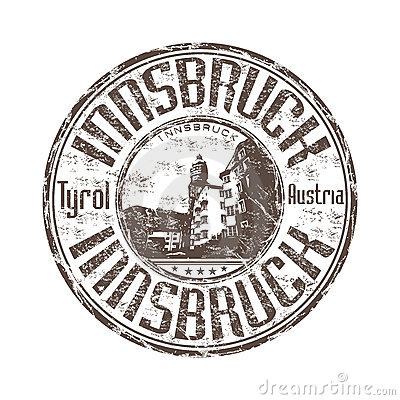 Innsbruck Stock Illustrations.