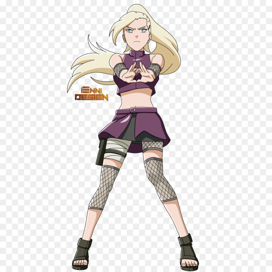 Ino Yamanaka Naruto Uzumaki Sakura Haruno Hinata Hyuga Inojin.