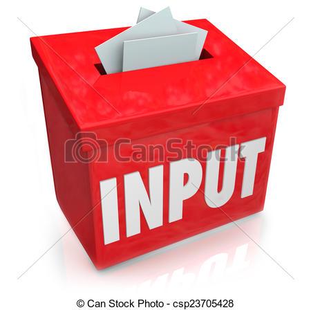 Clipart input.