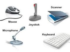 List of Input Devices, Output Devices and Both Input Output.
