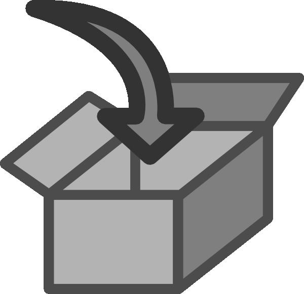 Input Open Box Clip Art at Clker.com.