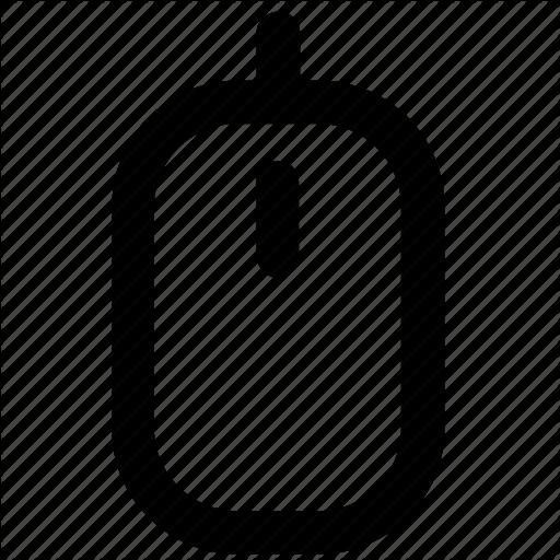 Arrow, hardware, input, mouse, pointer, pointing icon.