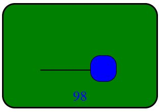HTML5 Canvas Slider Control Without Using Range Input.
