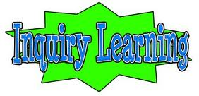 Inquiry learning clipart.