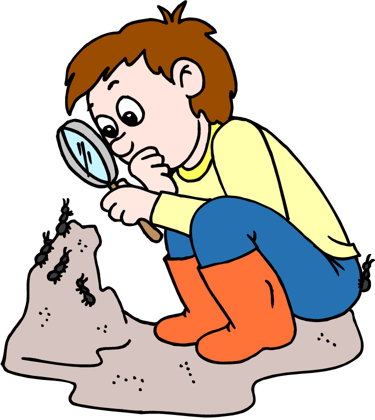 Inquiry Based Learning Clipart.