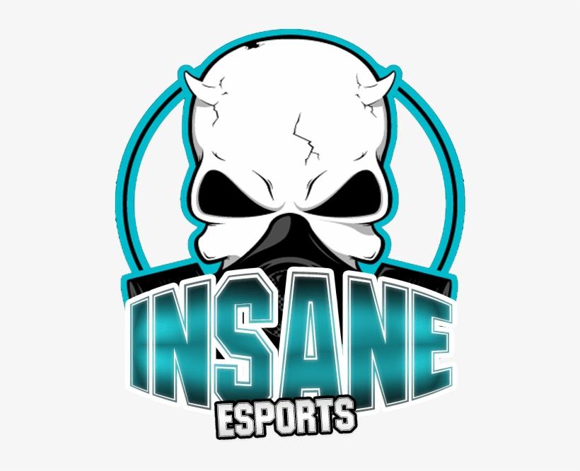 Logo Team Insane Transparent PNG.