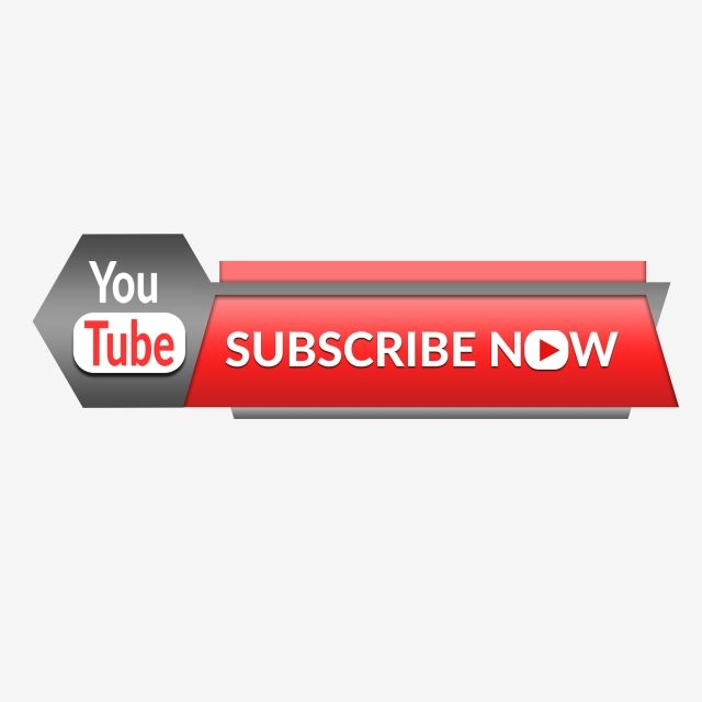 Youtube Subscribe Icon And Button, Susbcribe, Youtube.