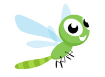 Cartoon clipart insect, Cartoon insect Transparent FREE for.