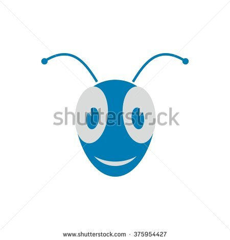 Insect Head Stock Images, Royalty.