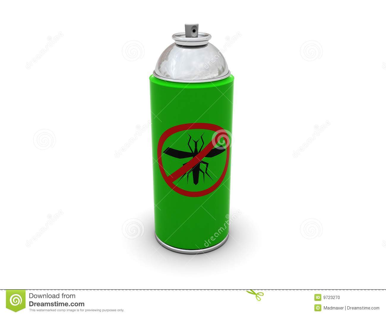Insecticide Clipart.